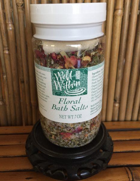 FloralBathSalts